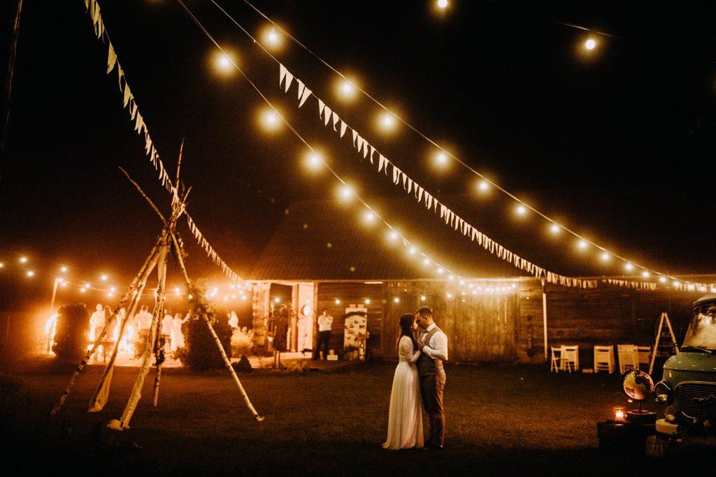 wesele plenerowe w Folwarku Ruchenka